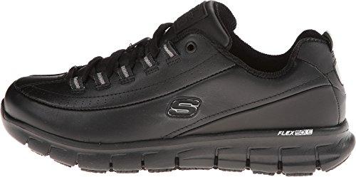 Skechers Work Sure Track - Trickel Black 10