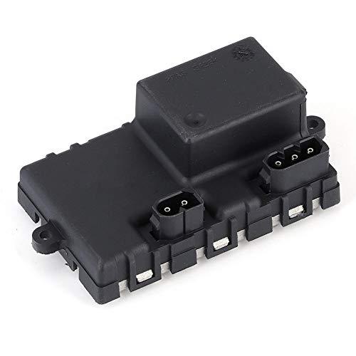 EBTOOLS Piezas de rendimiento del regulador del ventilador, unidad de control del regulador del motor del ventilador 67326948422 apto para 5 6 Series E60 E61