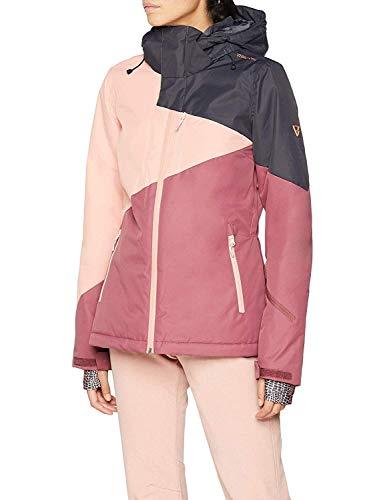 Brunotti Damen Cylene W1819 Skijacke, Rose Tan Pink, L