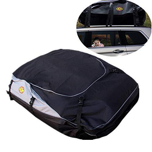Buitenhouder van het bovenste rek van het dak van de transporttas van de waterdichte bagageruimte van de auto voor de buitendelen van auto's.