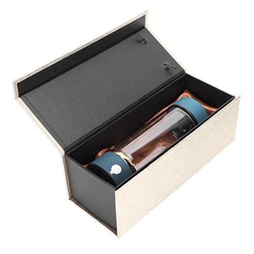 Ionizador de Agua de hidrógeno Máquina portátil de hidrógeno Botella de Agua Rica en hidrógeno Botella de Agua 380 ml Agua Rica en hidrógeno Actividades al Aire Libre