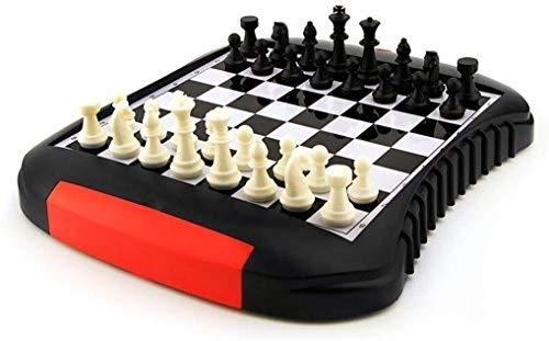 Schachbrett Schachspiel Internationalen Für Party Kinderschachschach Schach Große Schublade Schachbrett magnetische Schacharena Arena Schach Freizeit Unterhaltung Spiel Spielzeug für Indoor Outdoor Ho