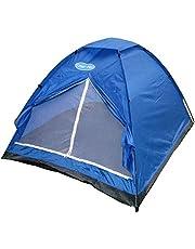 خيمة رحلات بسعة 8 اشخاص، لون ازرق، 3 × 3 متر