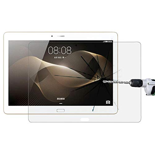 SHISHUFEN Película de cristal templado para Huawei MediaPad M2 10.0 0.3mm dureza 9H