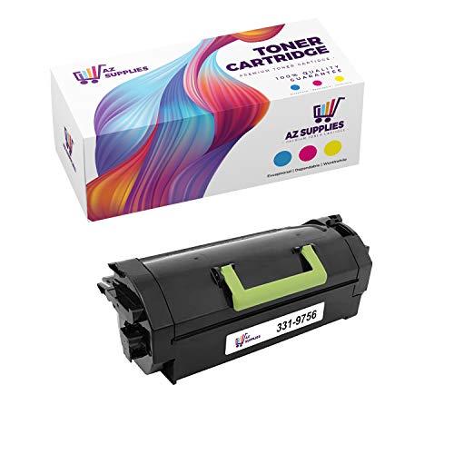 AZ Supplies Compatible Toner Cartridge Replacement for Dell B5460 331-9756 X5GDJ Laser B5460 Laser B5460DN Laser B5465 Laser B5465DN Laser B5465DNF (Black - 1 Pack)