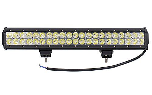 Leetop 126W LED Luz de Trabajo Lámpara Trabajo Bar Foco Proyector Viga de Inundación del Iluminacion Conducción LED Faros Coche Luz