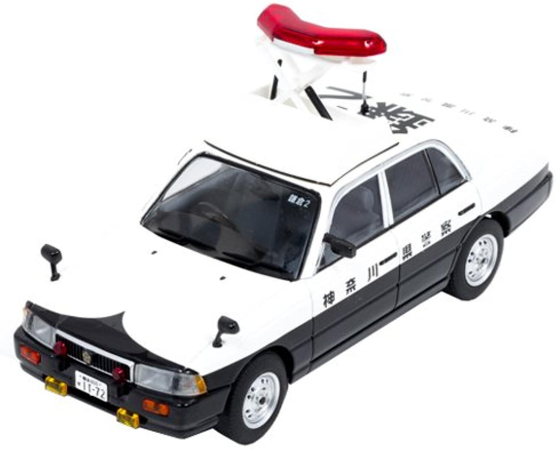 RAI 1 43 Nissan Crew 1995 Kanagawa Prafektur Polizei zustandige Abteilung Patrouillenfahrzeug (Aufzug nach oben Spezifikation)