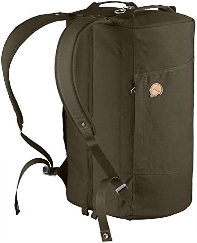 Fjallraven Splitpack Duffle Bag One Size Dark Olive