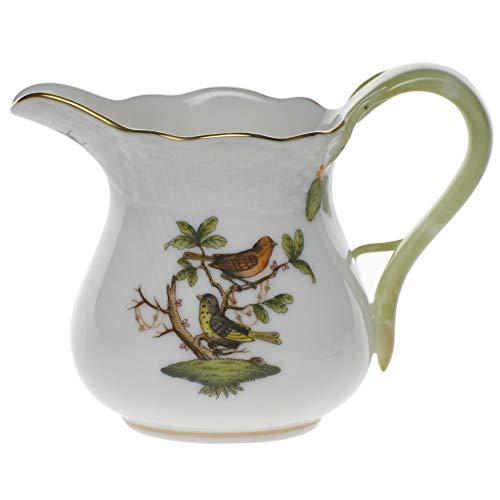 Herend Rothschild Bird Porcelain Creamer
