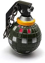 Value-Smart-Toys - New Battle Royale Keychain Big Model BOOGIE BOMB Pendant Jewelry Metal Key Chian Ring For Men Car Bag llaveros Souvenir