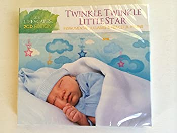 Twinkle Twinkle Little Star Instrumental Lullabies & Peaceful Hymns 2CD Edition Lifescapes  2014