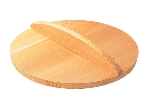 EBM さわら 木蓋 42cm(ギョーザ鍋39cm用蓋兼用)