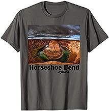 Historic Horseshoe Bend Souvenir Page Arizona Lake Powell T-Shirt
