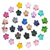 Kinder Haarschmuck 60 Stücke Mix Farben Blumen Haarklemme Baby Hairpin