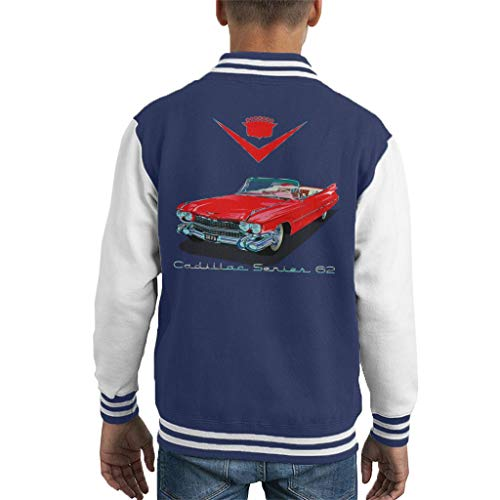 Cloud City 7 1959 Cadillac Series 62 Kid's Varsity Jacket