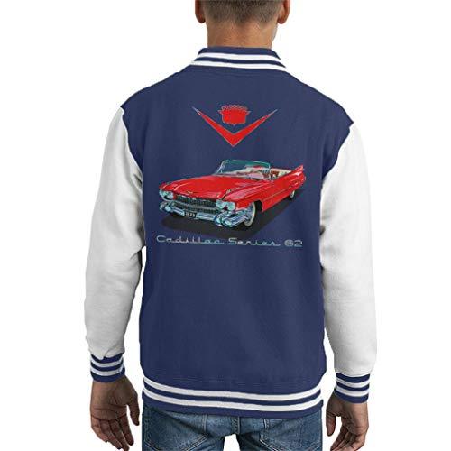 Cloud City 7 1959 Cadillac Series 62 Kid's Varsity Jacket