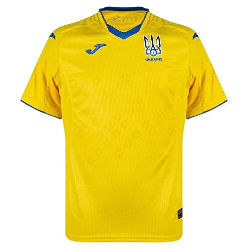 Joma Ukraine Trikot Home EM 2021 Herren gelb/blau, M