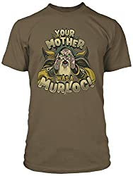Jinx Hearthstone Evil Heckler 'Your Mother Was a Murloc' Shirt