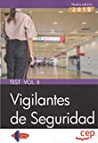 Vigilantes de seguridad test vol ii