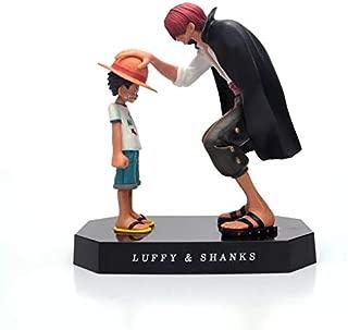 Ichiban Kuji [One Piece] Memories Prize-A Luffy & Shanks Figure by Banpresto