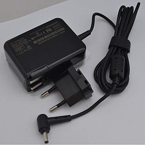 CARGADOR ESP Cargador Corriente 19V Compatible con reemplazo para ASUS F541U F541UA-XX057T - ASUS AD883020 Type 010H-3LF Recambio Replacement
