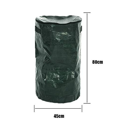 Best Deals! CactusAngui Gardening Storage Pouch Supplies Kitchen Garden Yard Compost Fruit Ferment W...