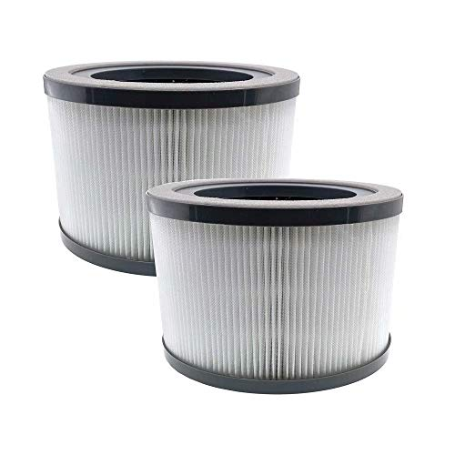 New GIB cleaningtool Replacement Filters Compatible with Levoit Vista 200 Vista 200-RF, High-Efficie...