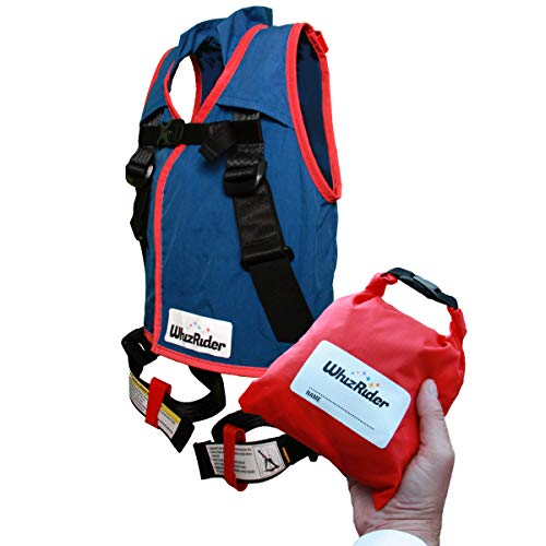 Buy Bargain WhizRider: The Smallest, Lightest and Safe Portable - Fit-in-Your-Pocket Harness-Style C...