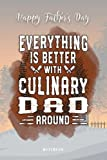Fathers Day Gift - Happy Father's Day Culinary Gifts for Dad Funny Chef from...