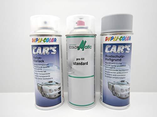 AUTOLACK KFZ Lack Indigoblau LB5N METALLIC LACKSPRAY Spray SPRAYDOSE (3)