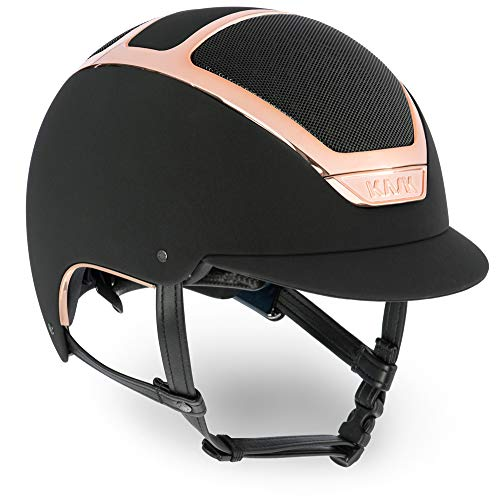 Kask Dogma Chrome Light bk ev/Rose 57cm