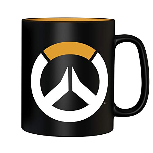 ABYstyle - OVERWATCH - Taza - 460 ml - LOGO