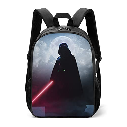Star Lord Vader Wars - Bolsas escolares infantiles para estudiantes de primaria para aliviar la carga de la protección de la columna vertebral para niños y niñas