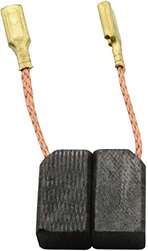 Escobillas de Carbón para DEWALT D28129-6,3x8x13,5mm - 2.4x3.1x5.1''