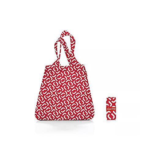 Reisenthel Damen Shopper-AT3070 Shopper, rot, Einheitsgröße