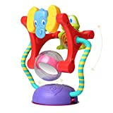 Sonajeros para bebés Multi-touch Colorido Noria giratoria Sonajeros con...
