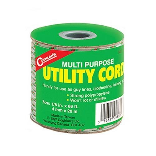 Coghlans Utility Cord, Polypropylene - 66' by Coghlans
