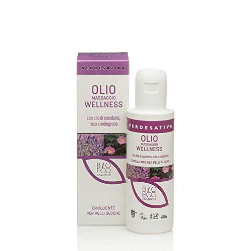 Olio BIO vegetale - per il corpo ed il massaggio -'Wellness'