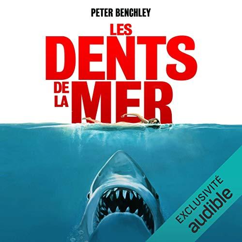 Les dents de la mer audiobook cover art