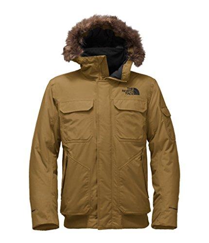 The North Face Men's Gotham Jacket III, British Khaki,...