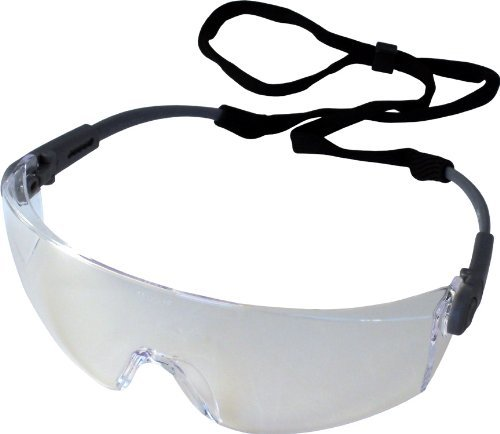 UCI I707 - Solomon Safety Glasses - Eye Protection - Clear Lens by UCI