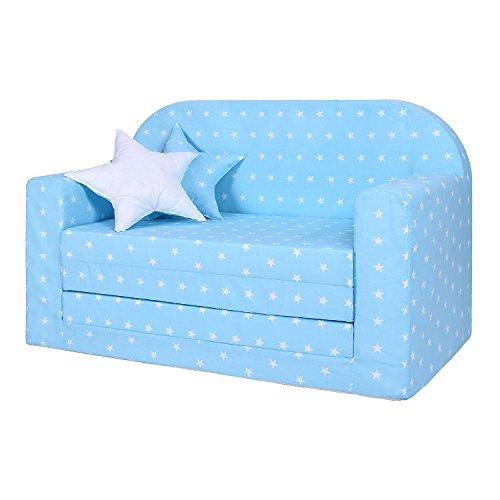 Lulando Lulando Classic, sofá infantil, sillón infantil, sofá cama, mobiliario infantil para dormir 1 Unidad 4200 g