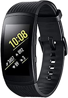 Samsung Gear Fit2 Pro, Fitness Band (Large Strap), Smartphone Fitness Accessory, Universal, for Most Smartphones with Andr...