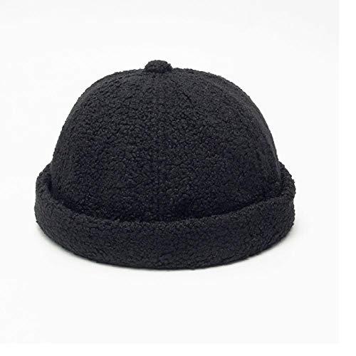 Ding&ng Warmer Hut der Herbst- und Winterstraße, unschuldiger Hut des magischen Stockes, Netter Hut der Kindermode@Eine Größe_A3