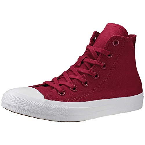 Converse Chuck Taylor all Star Galaxy Game Canvas Hi Sneakers Donne Dunkelrot/Bordo - 40 - Sneakers Alte