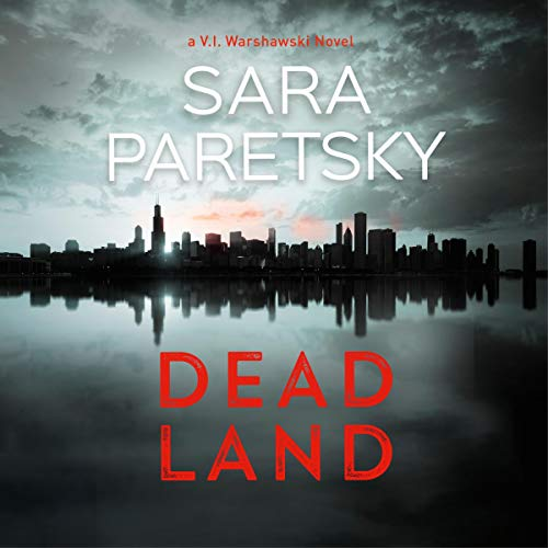 Dead Land audiobook cover art