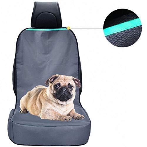 Cama Perro Coche Azul Accesorios para Perros para Perros, Manta Plegable Impermeable para Mascotas con Cinturón de Seguridad para Perros, Cesta para Perros, Hamaca, Paredes Resistentes, Bolsa de Tran