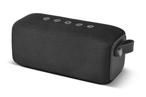 Fresh 'n Rebel ROCKBOX Bold M | Altavoz inalámbrico portátil con Bluetooth - Resistente al Agua IPX7 - Storm Grey