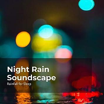 Night Rain Soundscape