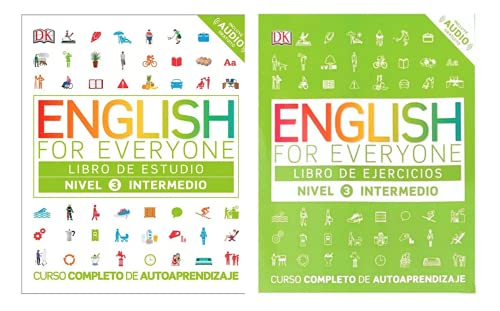 Libro De Inglés Intermedio  marca Dorling Kindersley